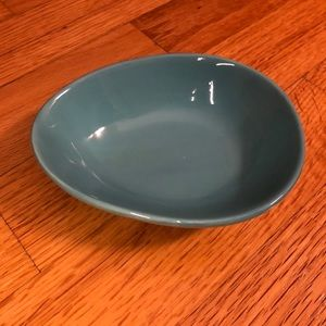 Accessories - Aqua Teardrop Jewelry Dish-Bowl